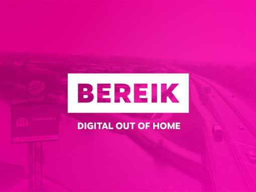 Bereik: Digital out of Home